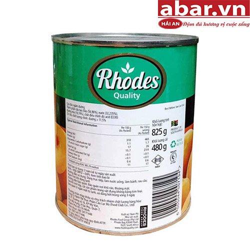 Đào Rhodes