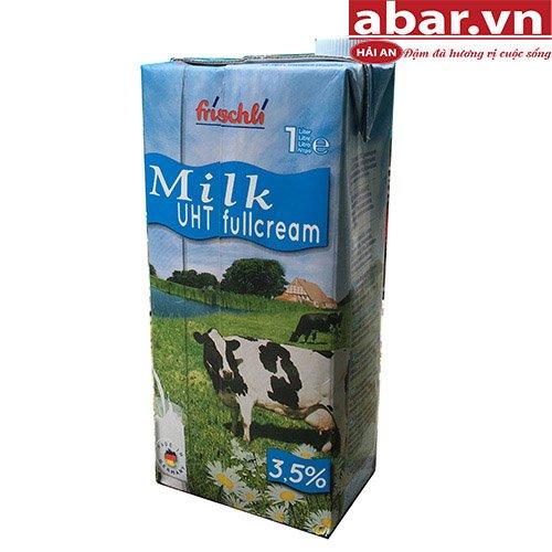 Sữa tươi Frischli Đức