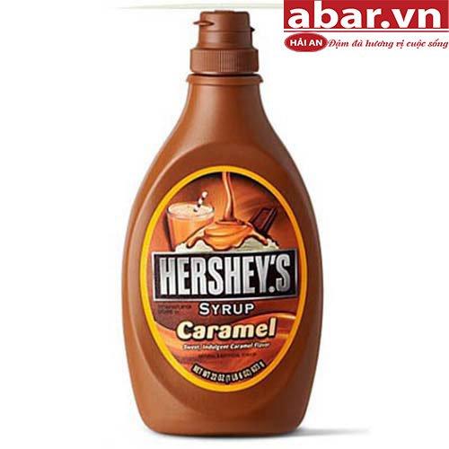 ốt Hershey's Caramen (Hershey's Caramel Syrup) - Chai 623g
