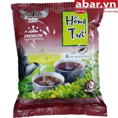 Hồng Trà Đặc Biệt King Black Tea - Premium Túi 1Kg