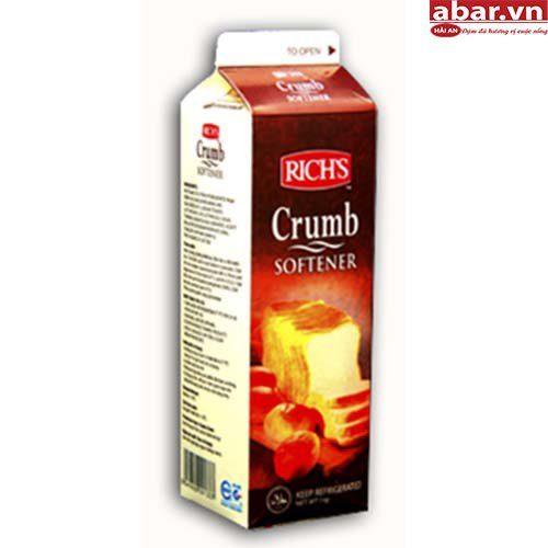 Kem Rich's Làm Mềm Bánh Crumb Softener