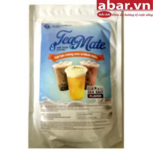 Bột Tạo Màng Sữa Tea Mate Vị Muối Biển 1Kg