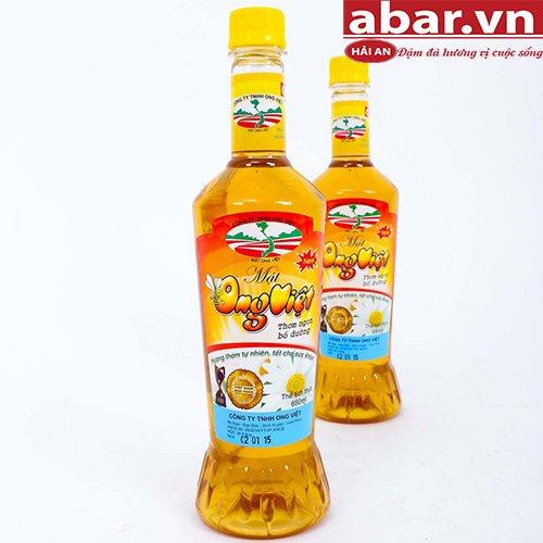 Mật ong Việt thơm ngon