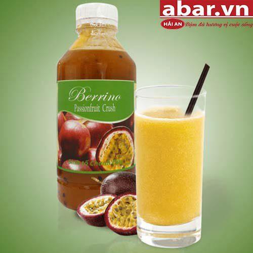 Sinh Tố Berrino Chanh Leo (Berrino Passion Fruit)