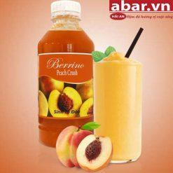 Sinh Tố Berrino Đào (Berrino Peach Crush)