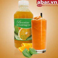 Sinh Tố Berrino Nha Đam & Cam (Berrino Aloe Vera & Orange)