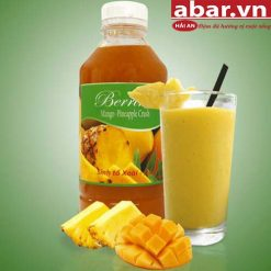 Sinh Tố Berrino Xoài & Dứa (Berrino Mango & Pineapple)