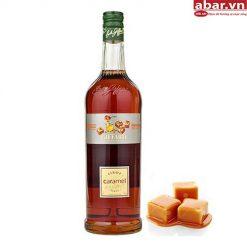 Siro Giffard Caramel (Giffard Caramel Syrup) - Chai 1L