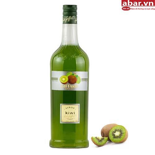 Siro Giffard Kiwi (Giffard Kiwi Syrup) - Chai 1L