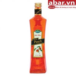 Siro Golden Farm Đào (Golden Farm Peach Syrup) - Chai 750ml