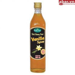 Siro Golden Farm Vani (Golden Farm Vanilla Syrup) - Chai 520ml