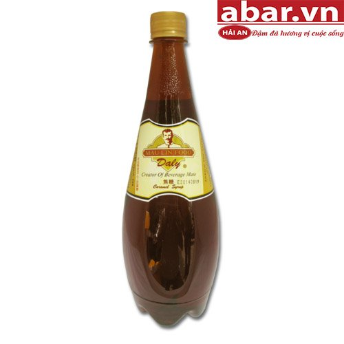 Siro Maulin Caramel (MauLin Caramen Syrup) - Chai 1,3kg