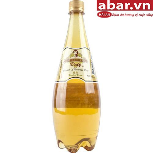 Siro Maulin Hạt Dẻ (MauLin Hazelnut Syrup) - Chai 1.3kg