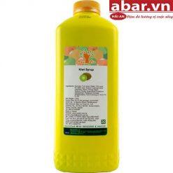 Siro Maulin Kiwi (Mau Lin Kiwi Syrup) - Chai 2.5Kg