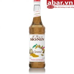 Siro Monin Caramel 700ml