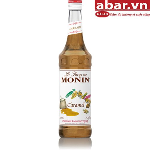Siro Monin Caramel 700ml