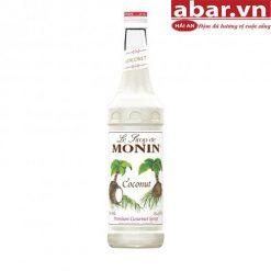 Siro Monin Dừa (Monin Coconut Sirup)- Chai 700ml