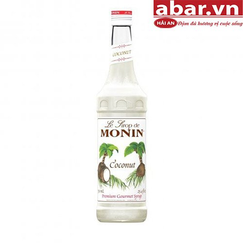 Siro Monin Dừa (Monin Coconut Sirup)- Chai 700ml
