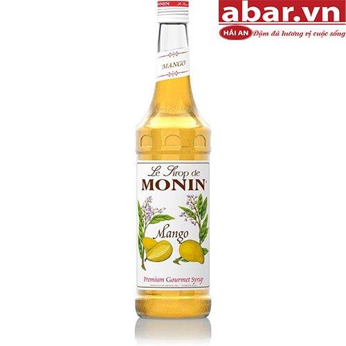 Siro Monin Xoài(Monin Mango Sirup) - Chai 700ml