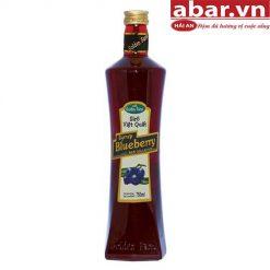 Siro Golden Farm Việt Quất (Blueberry Syrup) - Chai 750ml