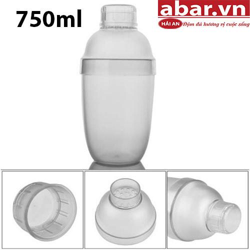 Bình Lắc Nhựa 700ml