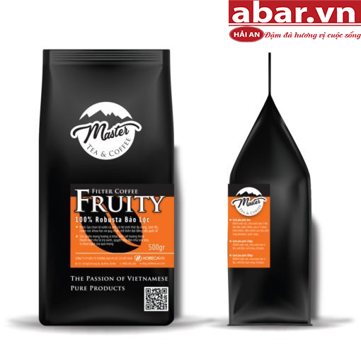 Cafe Phin Master Fruity 500g