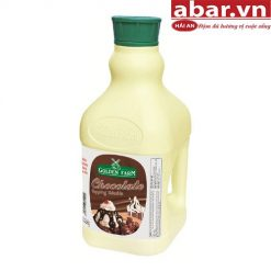 Siro Golden Farm Socola - Chai 2L