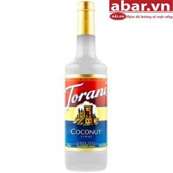 Siro Torani Dừa