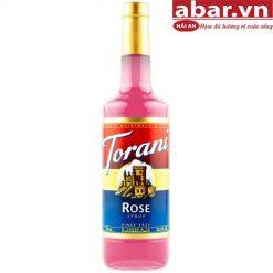 Siro Torani Hoa Hồng
