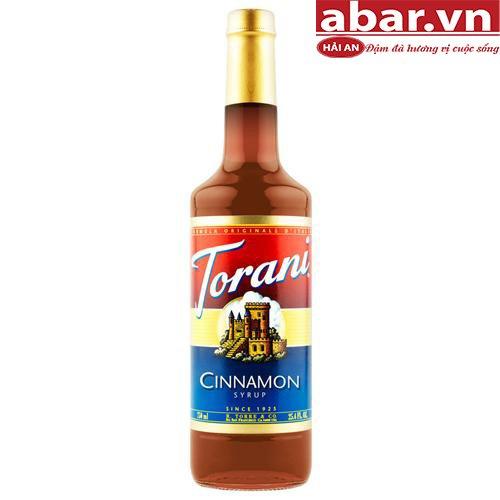 Siro Torani Quế