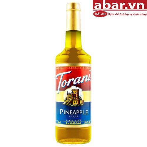 Siro Torani Dứa
