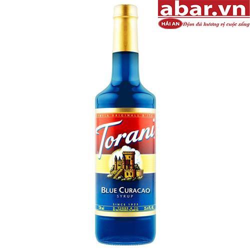 Siro Torani Vỏ Cam