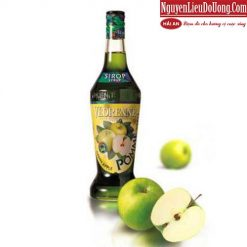 Siro Vedrenne Táo Xanh (Vedrenne Green Apple Syrup) - Chai 700ml
