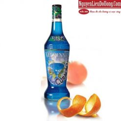 Siro Vedrenne Vỏ Cam (Vedrenne Bluecuracao Syrup) - Chai 700ml