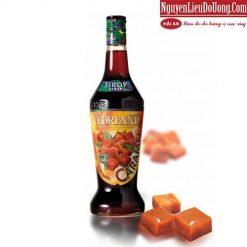 Siro Vedrenne Đường (Vedrenne Caramel Syrup) - Chai 700ml
