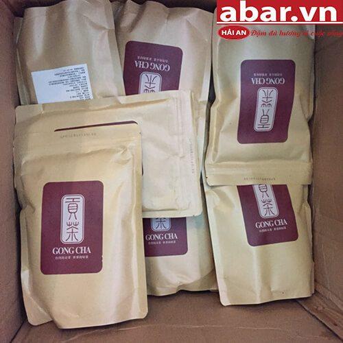 Trà Gongcha hồng trà