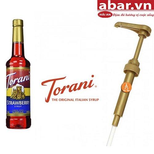 Vòi Bơm Siro Torani