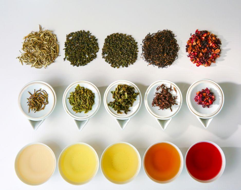 Trà dùng cho nguyên liệu làm trà sữa