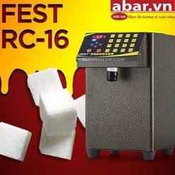 Máy định lượng đường Fest RC16
