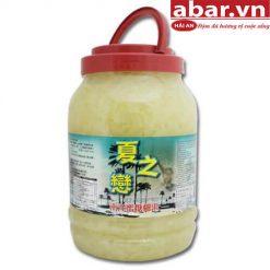 Thạch dừa dứa Đài Loan