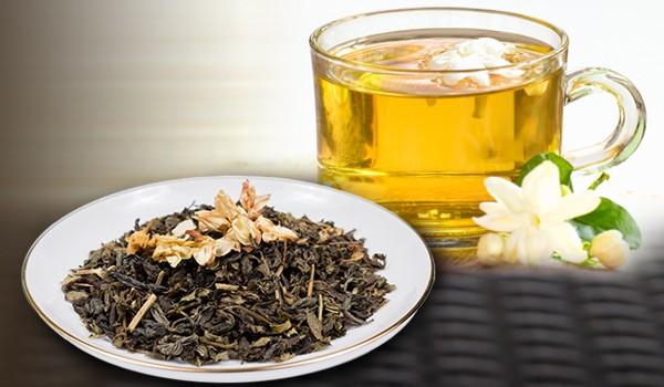 Lục trà - nguyên liệu làm trà sữa thơm ngon