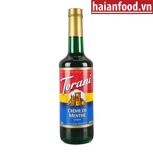 Syrup Bạc Hà Xanh Torani