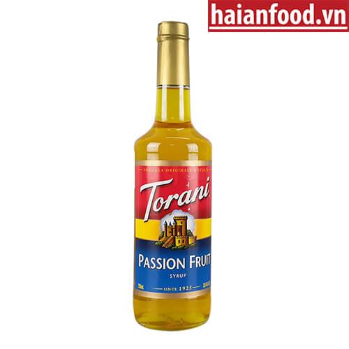 Syrup Chanh Dây Torani