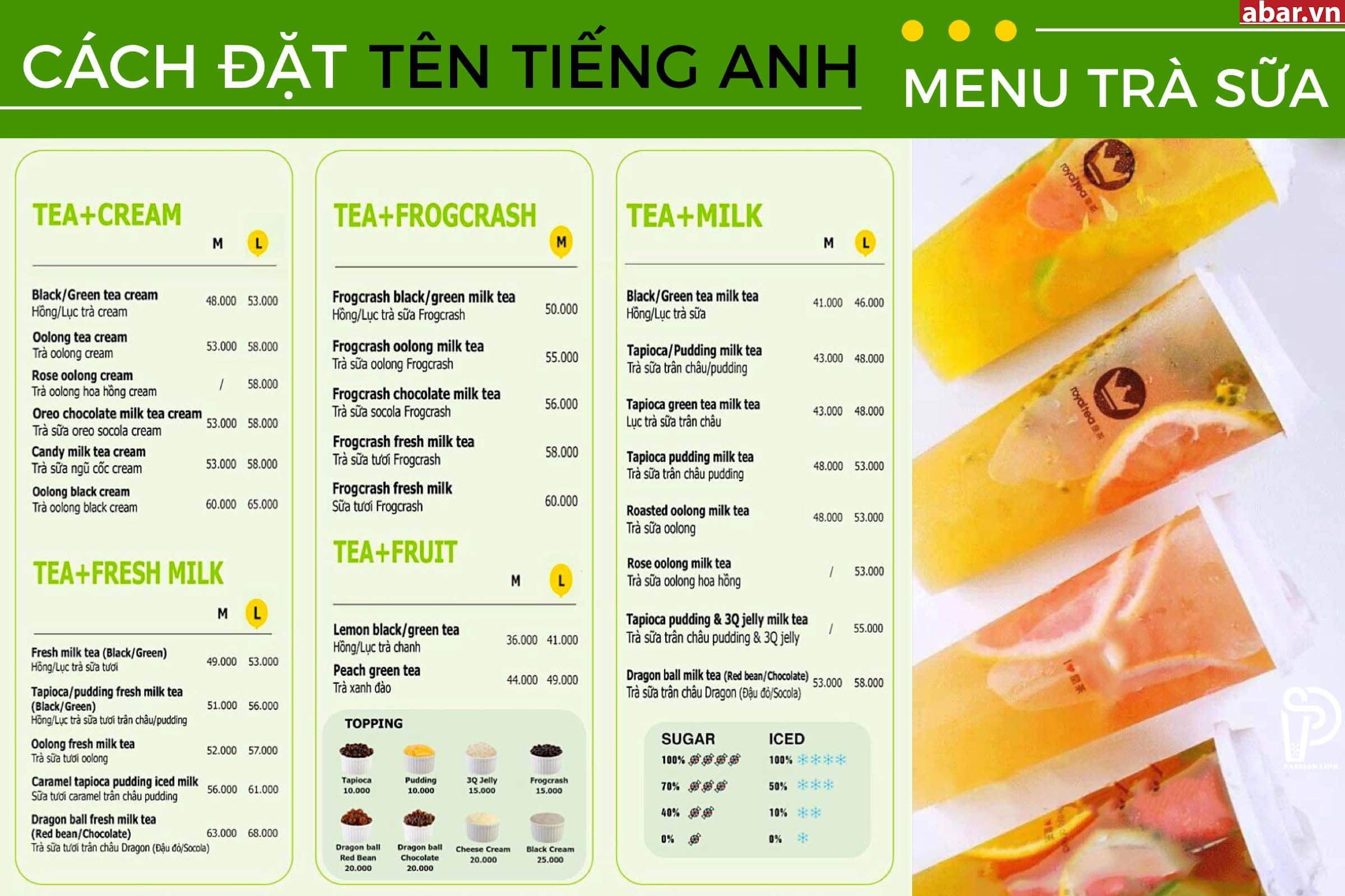 cach-dat-ten-tieng-anh-cac-mon-tra-sua-pho-bien