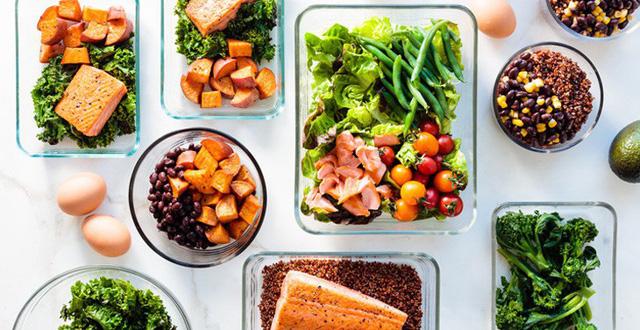đồ ăn healthy