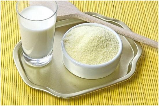 Bột sữa nguyên kem