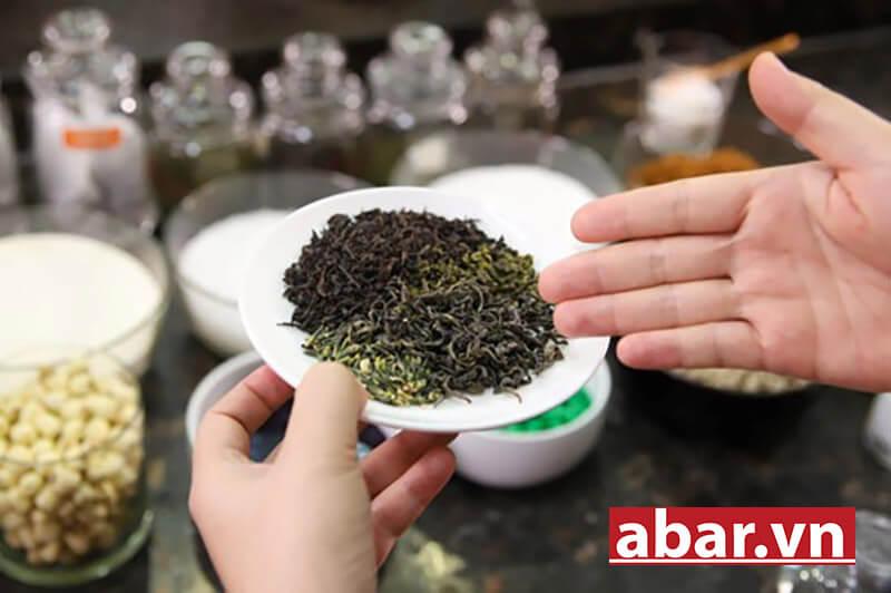 Cách làm trà sữa tại nhà bằng chè khô