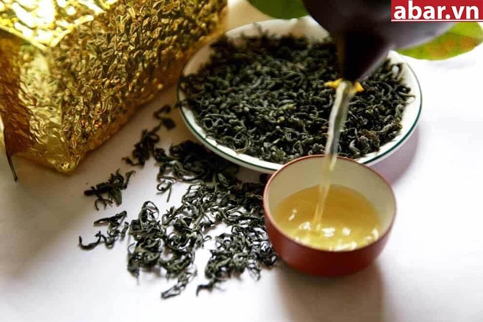 lục trà pha chế trà sữa