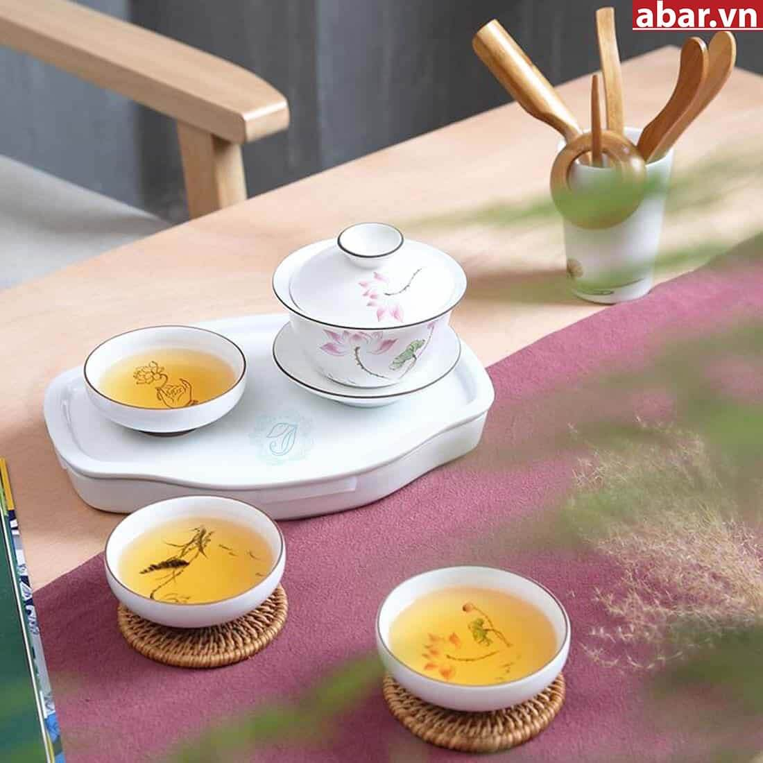 thiết quan âm để pha trà sữa
