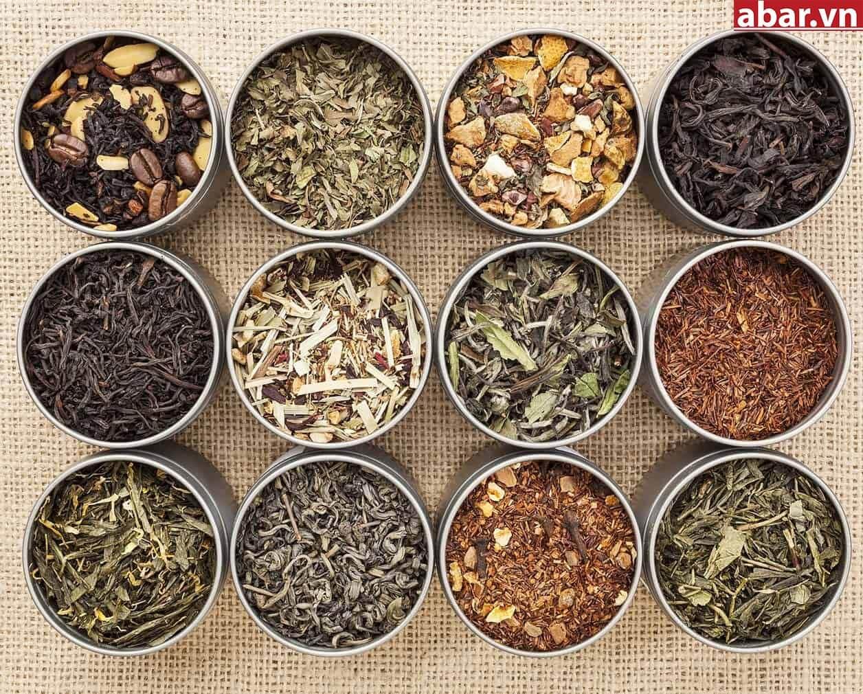 trà nào để pha trà sữa chất lượng nhất